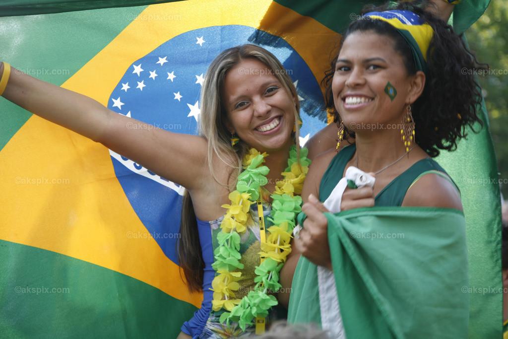 Brazil-Frauen