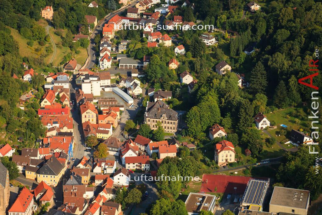 kohlenbach-kulmbach-2012-2248   Luftbild von Kohlenbach Kulmbach - Luftaufnahme wurde 2012 von https://frankenair.de mittels Flugzeug (keine Drohne) erstellt - die Geschenkidee