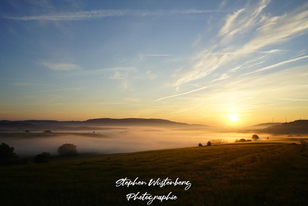 Sunset Donnersberg | Sonnenaufgang am Donnersberg