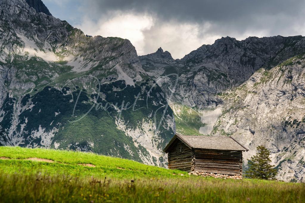 Karwendel | Licht und Schatten im Karwendel
