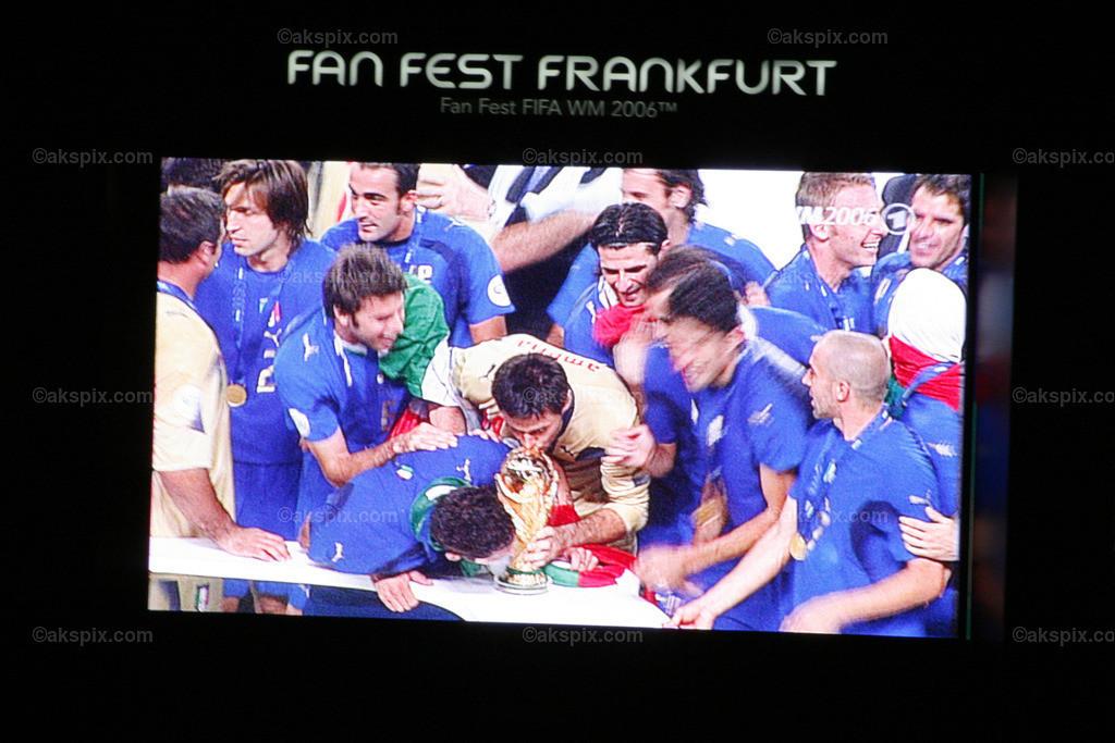 Weltmeister Italia