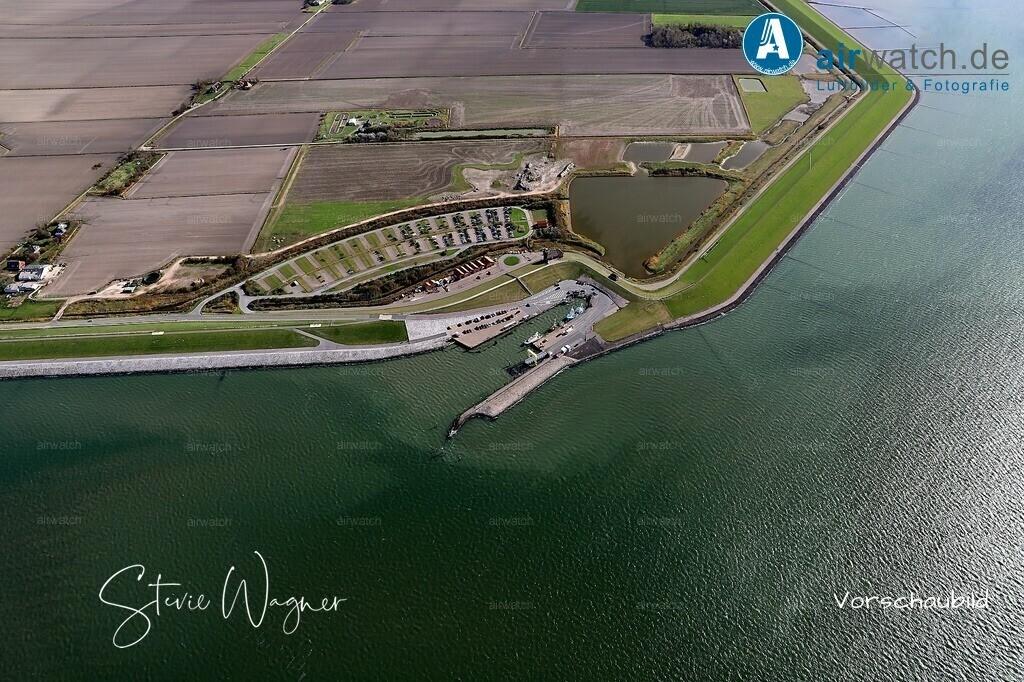 Luftbild, Nordsee, Nordstrand, Hafen Strucklahnungshoern | Nordsee, Nordstrand, Hafen Strucklahnungshoern, Luftbild, Luftaufnahme, aerophoto, Luftbildfotografie, Luftbilder • max. 6240 x 4160 pix