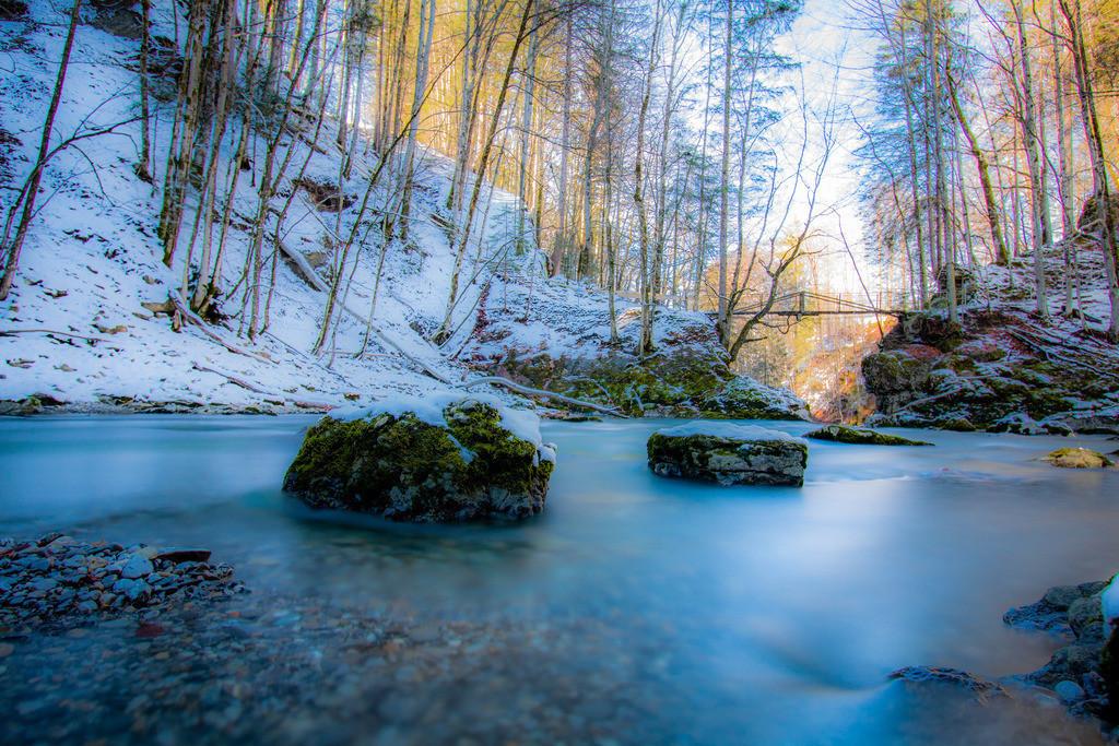 Stärke | Das Leben formt den Menschen wie Wasser den Stein.   Alain Wirth