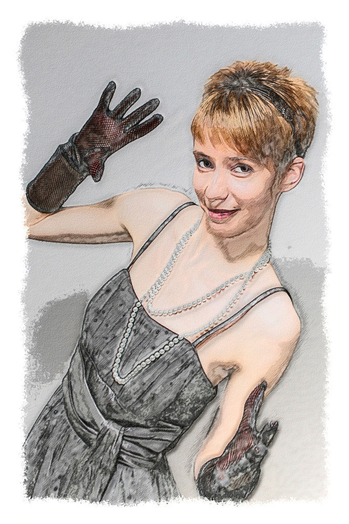 Handschuh Lady Bild 046