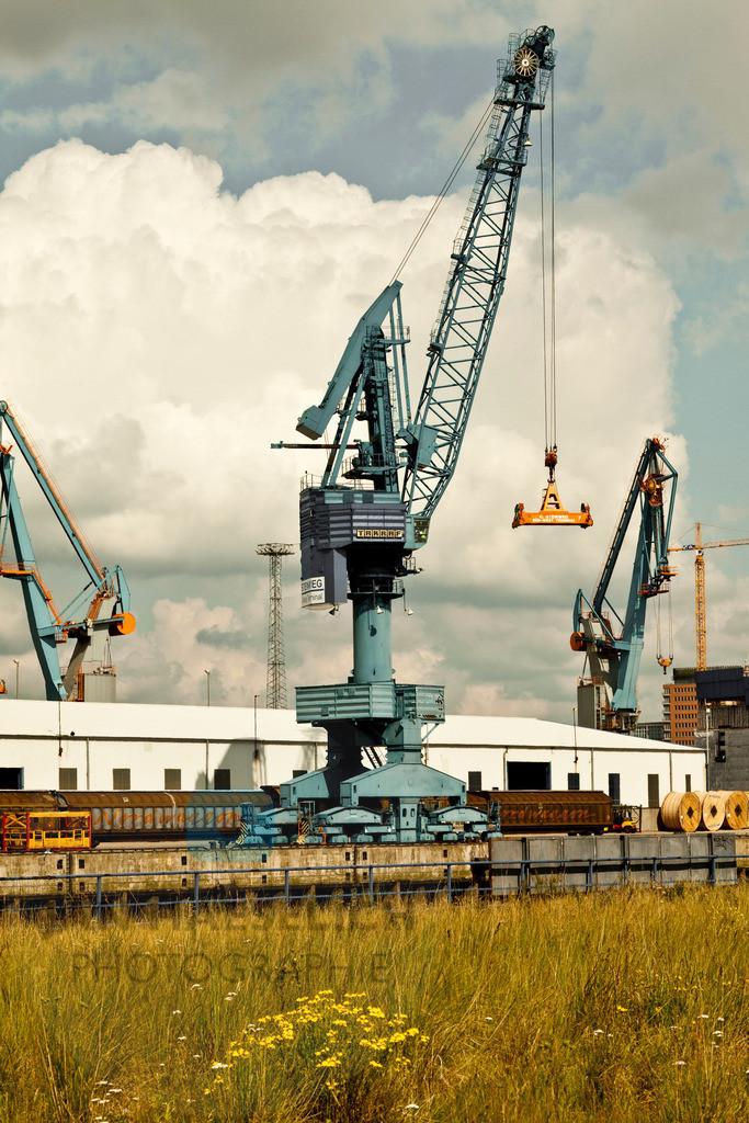Kran, Hafen Hamburg | Kran, Hafen Hamburg
