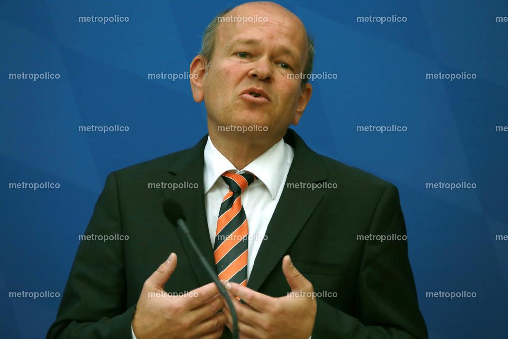 Burkhard Körner Vorstellung Verfassungsschutzbericht Bayern 2017 am 5. April 2018 (2)