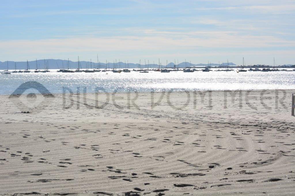 Strand Bilder vom Meer | Strand Bilder am Mar Menor