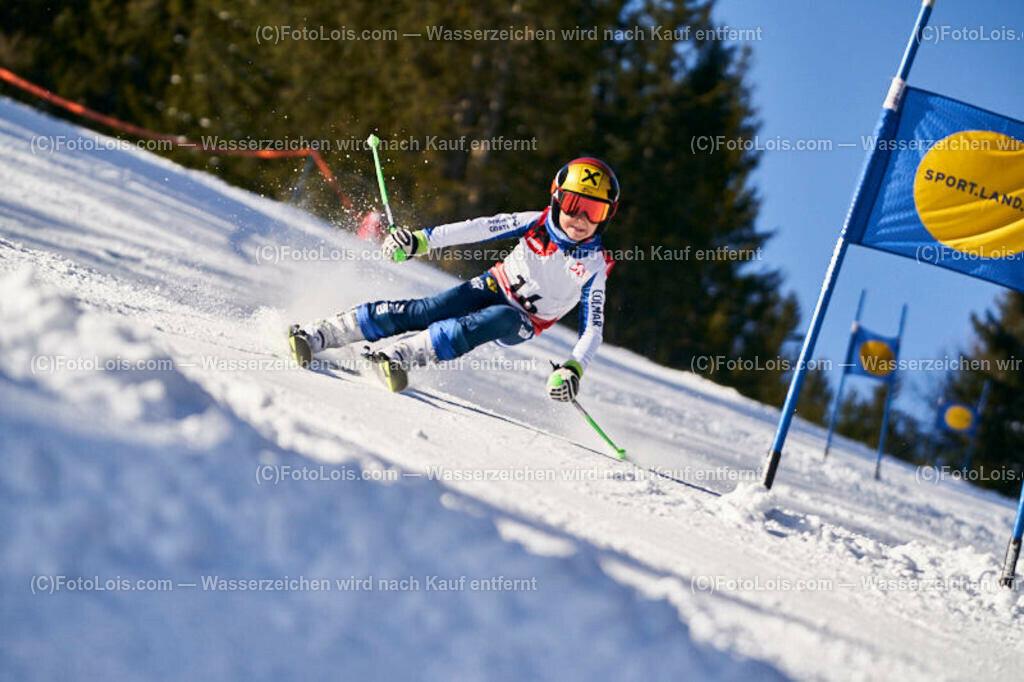 0147_KinderLM-RTL-I_Trattenbach_Bachler Luca | (C) FotoLois.com, Alois Spandl, NÖ Landesmeisterschaft KINDER in Trattenbach am Feistritzsattel Skilift Dissauer, Sa 15. Februar 2020.