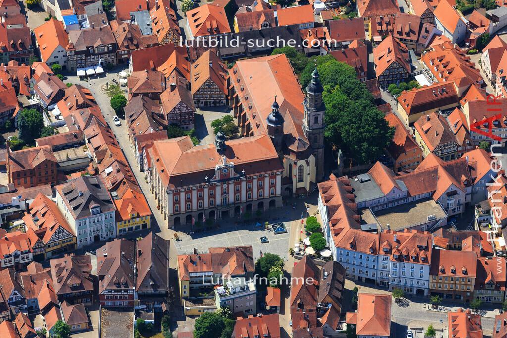 rathaus-bad-windsheim-2015-58 | Luftbild von Rathaus Bad-windsheim - Luftaufnahme wurde 2015 von https://frankenair.de mittels Flugzeug (keine Drohne) erstellt - die Geschenkidee