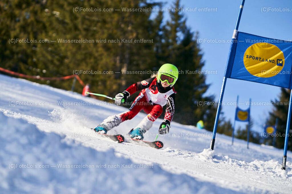 0088_KinderLM-RTL-I_Trattenbach_Krempl Sara | (C) FotoLois.com, Alois Spandl, NÖ Landesmeisterschaft KINDER in Trattenbach am Feistritzsattel Skilift Dissauer, Sa 15. Februar 2020.
