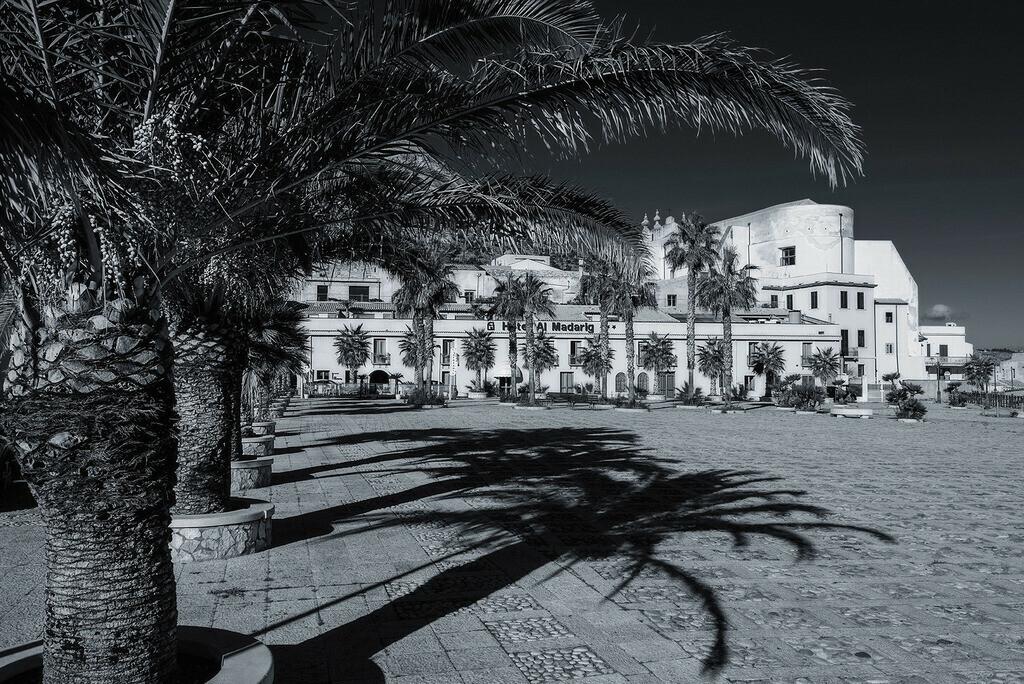 Hotel Al Madarig | Hotel in Castellammare del Golfo, Piazza Petrolo, Castellammare del Golfo, Sizilien