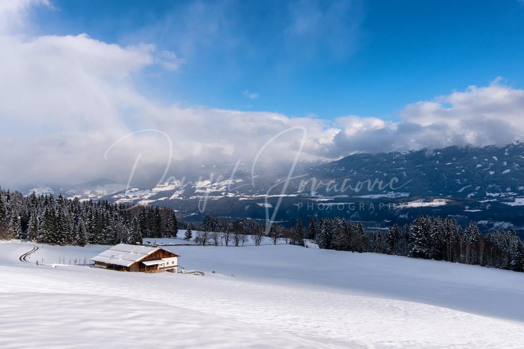 Purnhof | Der Purnhof in Arzl