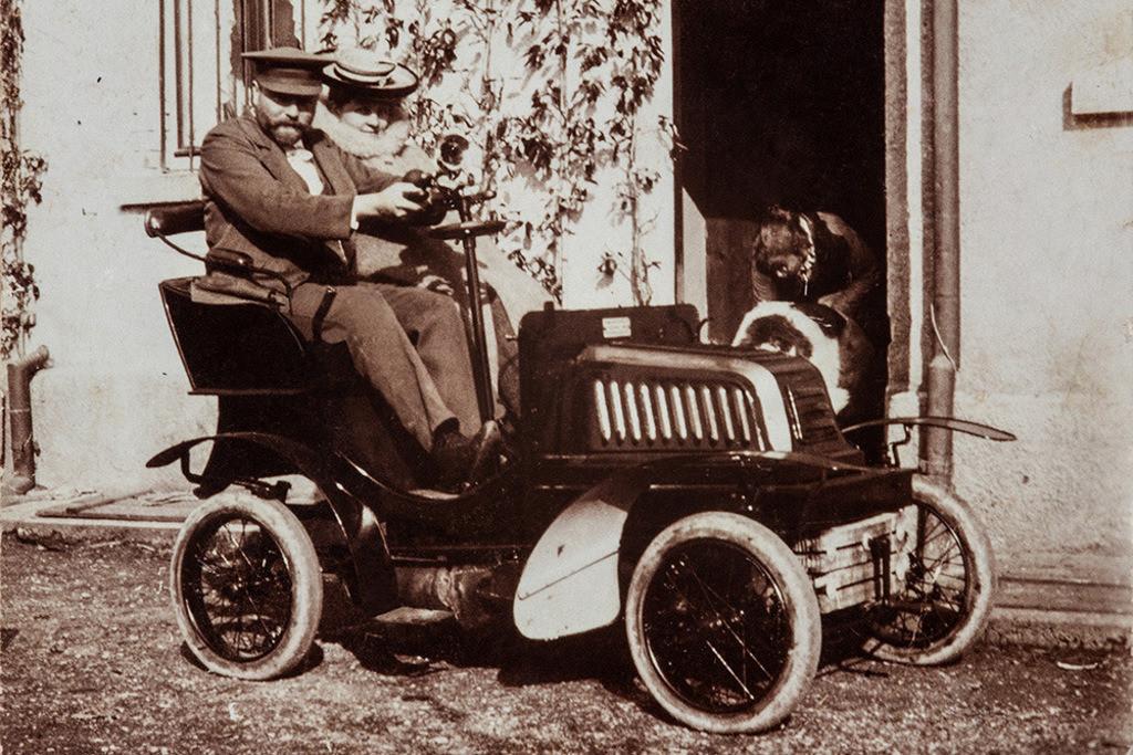 Victoria Motorwagen