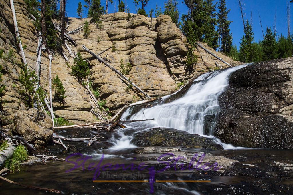 Little Gibbon Falls | Wenig besuchte