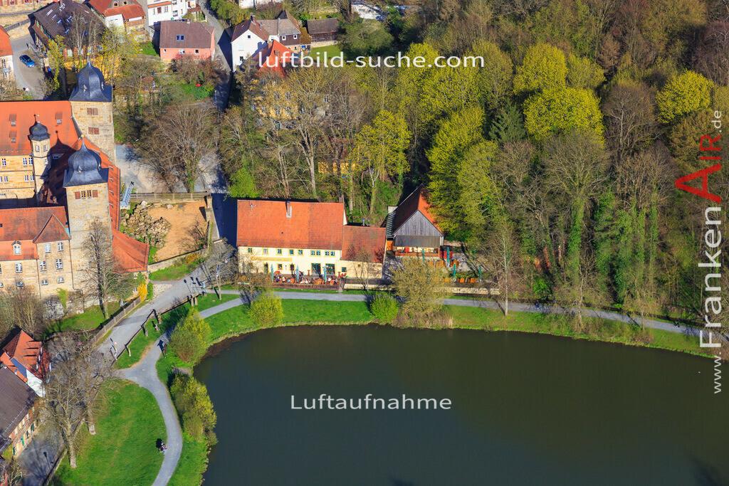thurnau-2016-3261   Luftbild von  Thurnau - Luftaufnahme wurde 2016 von https://frankenair.de mittels Flugzeug (keine Drohne) erstellt - die Geschenkidee