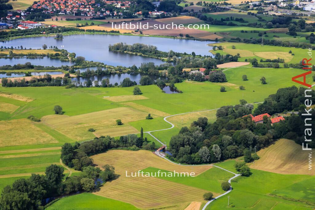 luftbild-kulmbach-2009-1425 | Luftbild von  Kulmbach - Luftaufnahme wurde 2009 von https://frankenair.de mittels Flugzeug (keine Drohne) erstellt - die Geschenkidee