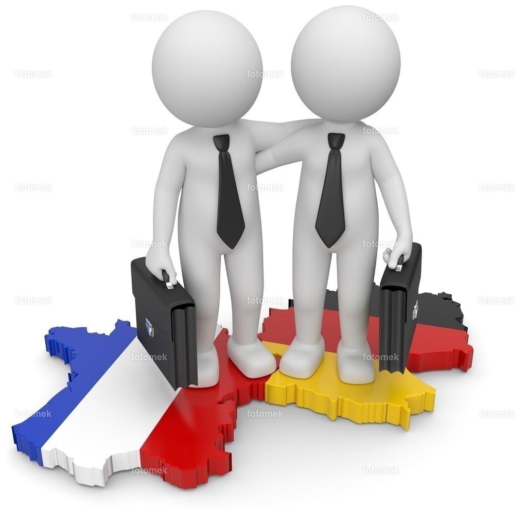 deutsch-französische Partnerschaft