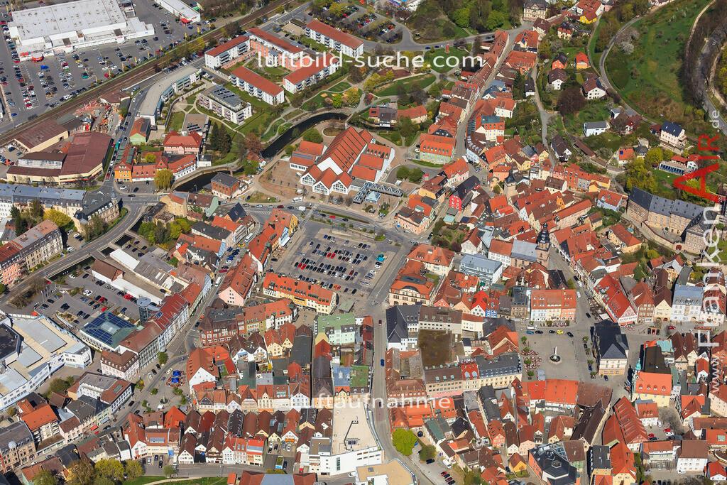 luftbild-kulmbach-2016-6449 | Luftbild von  Kulmbach - Luftaufnahme wurde 2016 von https://frankenair.de mittels Flugzeug (keine Drohne) erstellt - die Geschenkidee