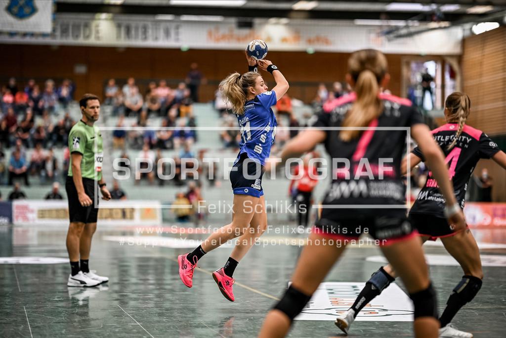 Handball I 1. HBF I Buxtehuder SV - TuS Metzingen 19.09.2020_00060 | ; 1. HBF I Buxtehuder SV - TuS Metzingen am 19.09.2020 in Buxtehude  (Sporthalle Kurt-Schuhmacher Strasse), Deutschland