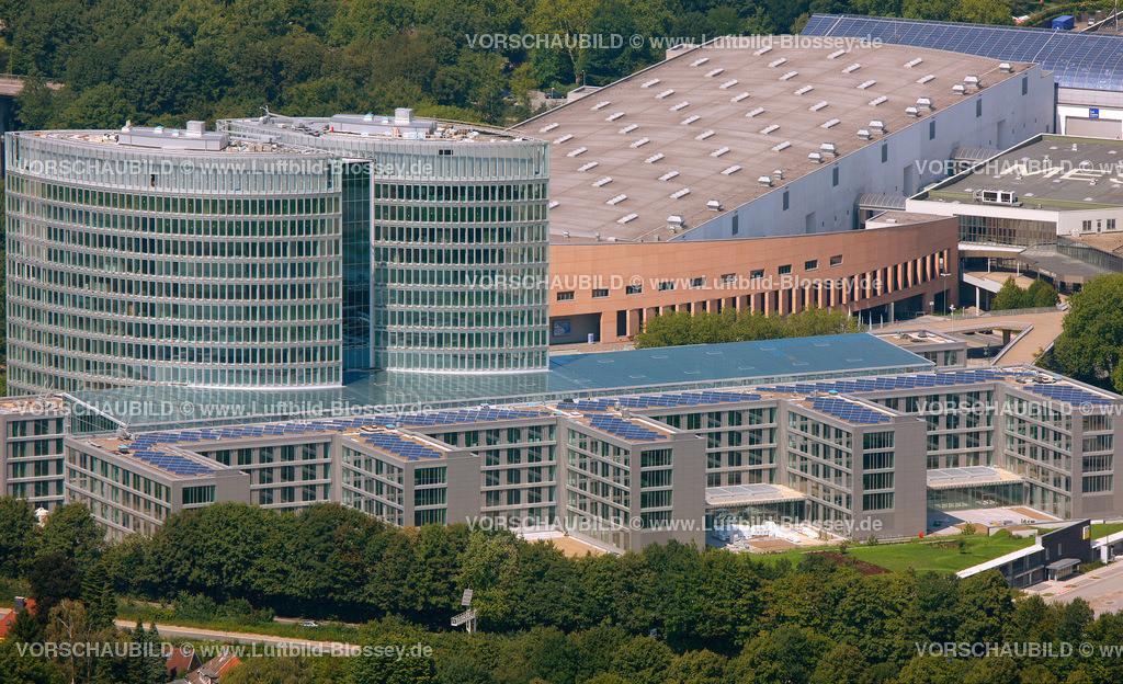 ES10080286 | EON Ruhrgas neue Konzernzentrale,  Essen, Ruhrgebiet, Nordrhein-Westfalen, Germany, Europa, Foto: hans@blossey.eu, 14.08.2010