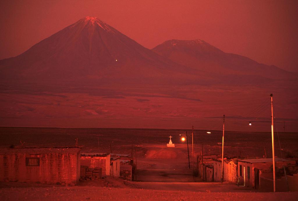 JT-040802-092.JPG | Chile Atacama Wüste, Vulcan, San Pedro di Atacama, Dorf,