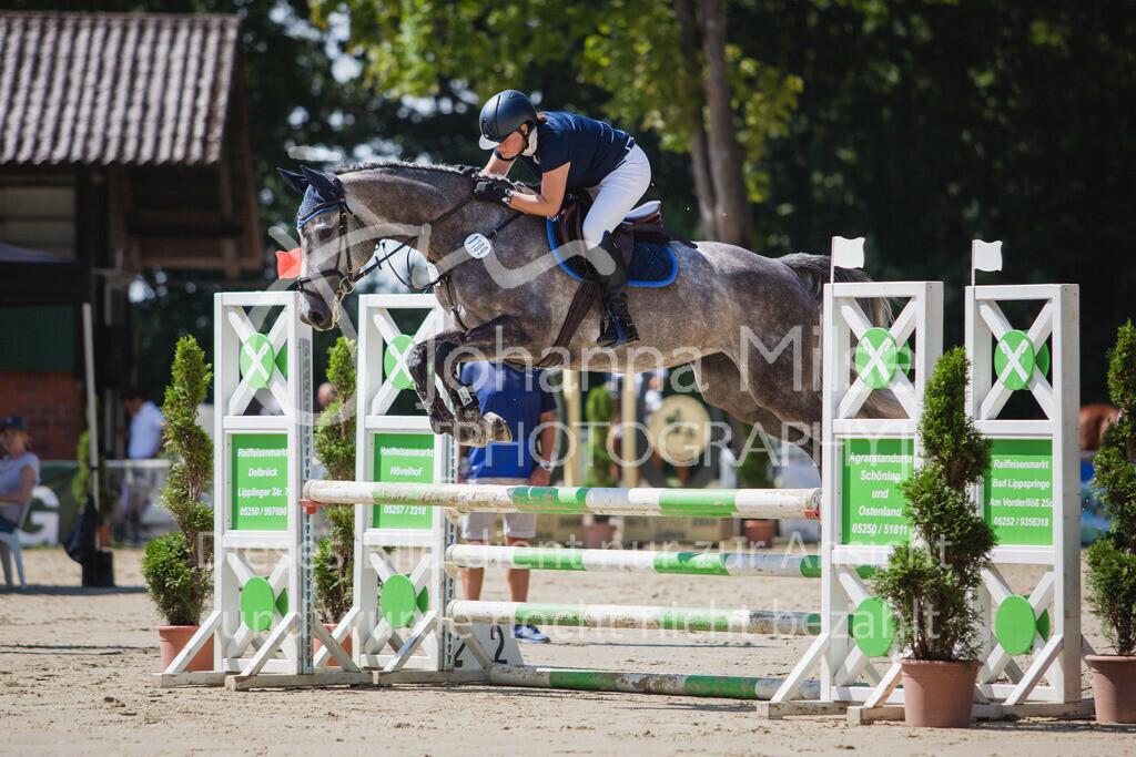 200819_Delbrück_Sprpf-A_2_1-202 | Delbrück Masters 2020 Springpferdeprüfung Kl. A** 4-6jährige Pferde