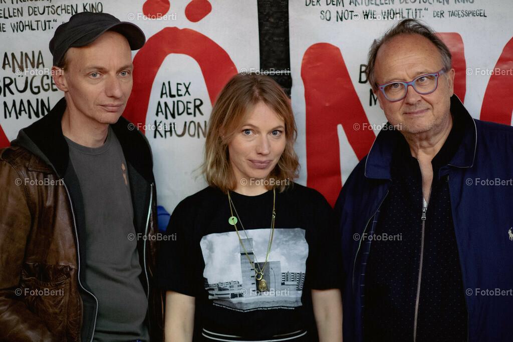 Nö-Premiere | Dietrich Brueggemann, Anna Brueggemann,