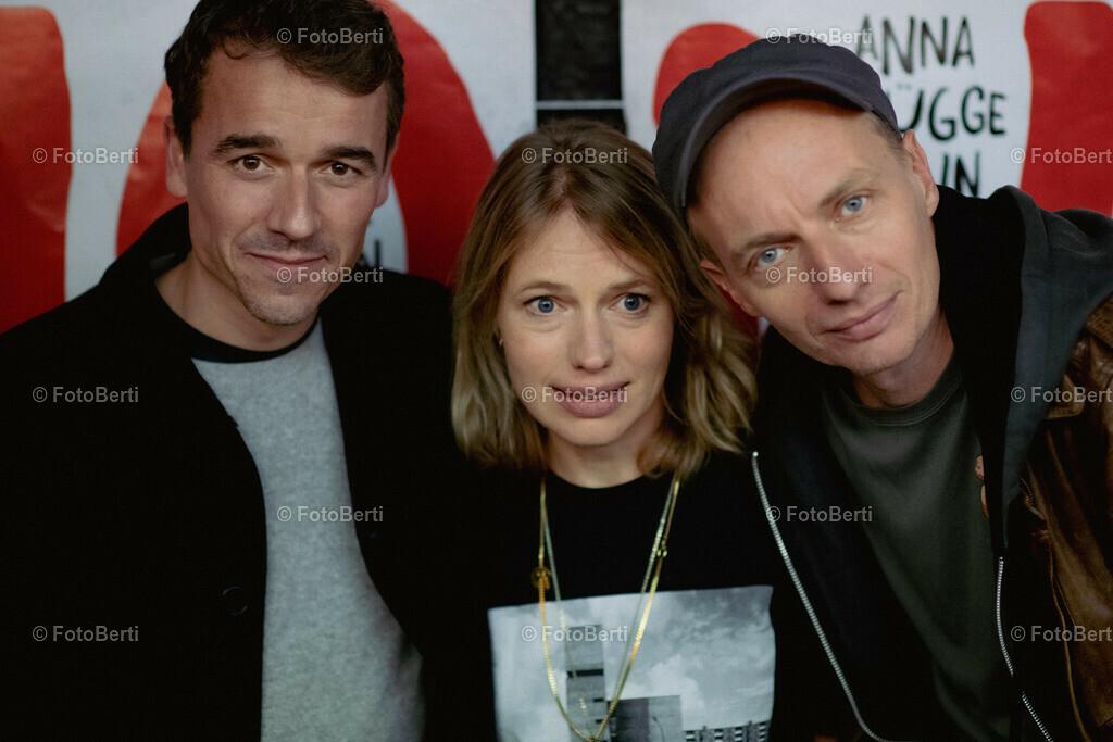 Nö-Premiere   Alexander Khuon, Anna und Dietrich Brüggemann