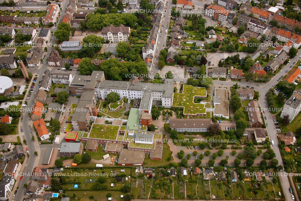 RE11070587 | Hospiz zum Heiligen Franziskus, Elisabeth Krankenhaus ,  Recklinghausen, Ruhrgebiet, Nordrhein-Westfalen, Germany, Europa