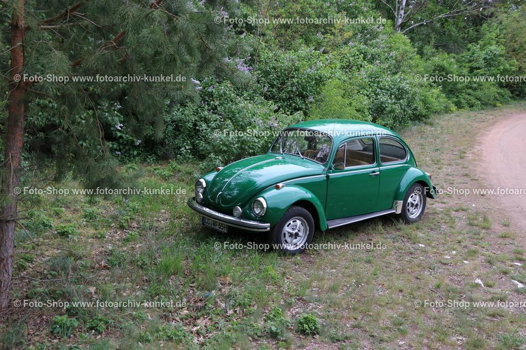VW Käfer 1302 Limousine 2 Türen, 1970-72 | VW Käfer 1302 Limousine 2 Türen (Typ 1 bzw. Typ 11), Farbe: Grün, Modell 1971/72, Bauzeit des 1302:  1970-72, luftgekühlter 4-Zylinder-Boxer-Motor im Heck verbaut, Hubraum 1285 cm³, Leistung 44 PS bei 4100 U/min, Heckantrieb, Vmax. 125 km/h, Volkswagen VW Typ 1 (Typ 11 = Standardversion Linkslenker), Hersteller: Volkswagen AG, BRD, Deutschland