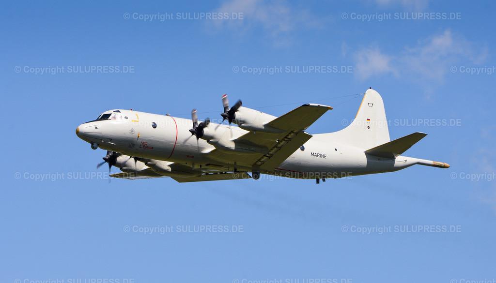 Spotterday in Jagel - Lockheed P-3C
