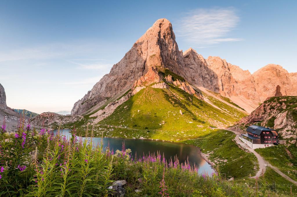 Sonnenaufgang im Wolayeral | Sonennaufang im Lesachtal in Kärnten in der Nähe vom Wolayersee