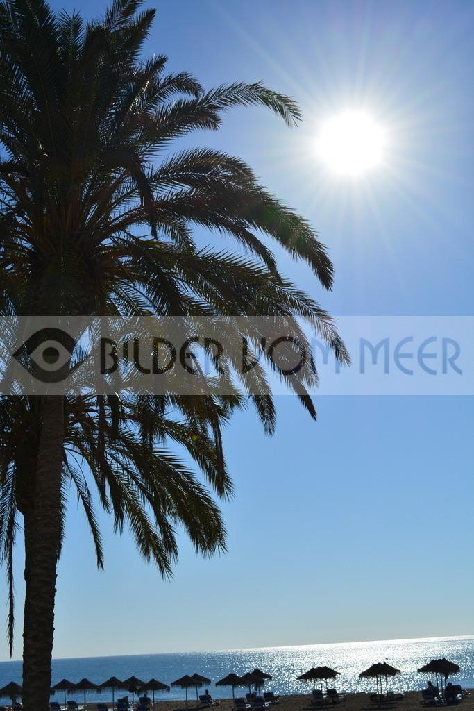 Bilder Sonne | Malaga Sonne am Morgen