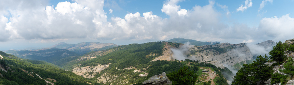20190713-View from mount Ipsarion II