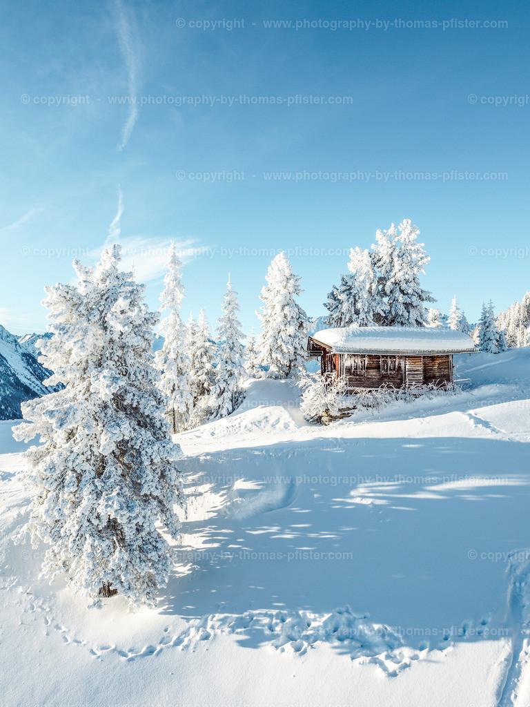 Tiefster Winter am Penken-2