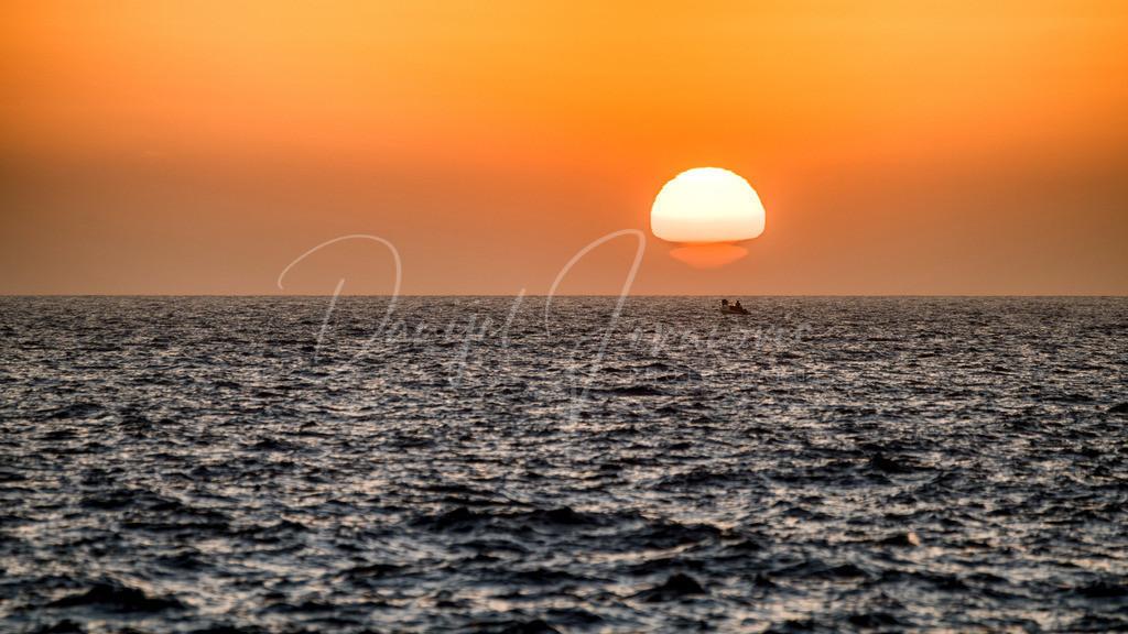 Sonnenuntergang | Sonnenuntergang in Gran Canaria