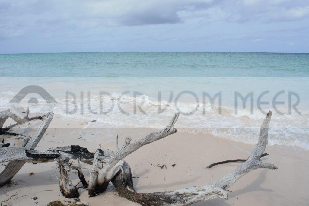 Bilder vom Meer Karibik | Strandbild der Insel Cayo Jutía in Kuba