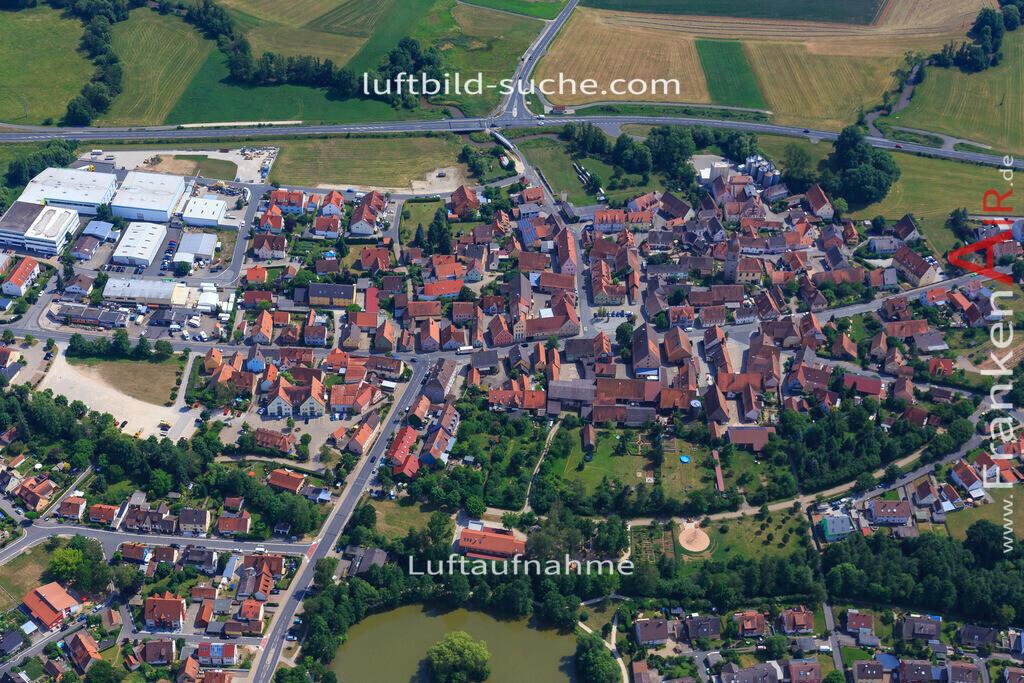 luftbild-wilhermsdorf-17-1167 | Luftbild von  Wilhermsdorf - Luftaufnahme wurde 2017 von https://frankenair.de mittels Flugzeug (keine Drohne) erstellt - die Geschenkidee