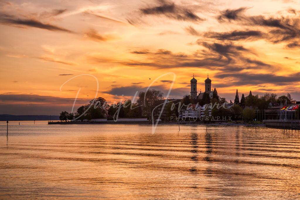 Friedrichshafen | Friedrichshafen am Abend