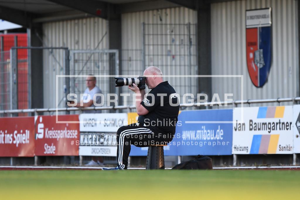 Fussball I Testspiel I SV Drochtersen_Assel - SV Ahlerstedt_Ottendorf I 31.07.2020_00034 | Fussball I Testspiel I SV Drochtersen/Assel - SV Ahlerstedt/Ottendorf am 31.07.2020 in Drochtersen  (Kehdinger Stadion), Deutschland.