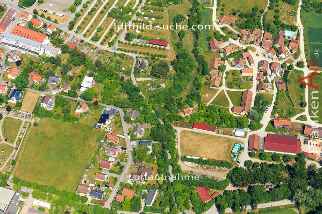 bad-windsheim-2015-1616 | Luftbild von  Bad-windsheim - Luftaufnahme wurde 2015 von https://frankenair.de mittels Flugzeug (keine Drohne) erstellt - die Geschenkidee
