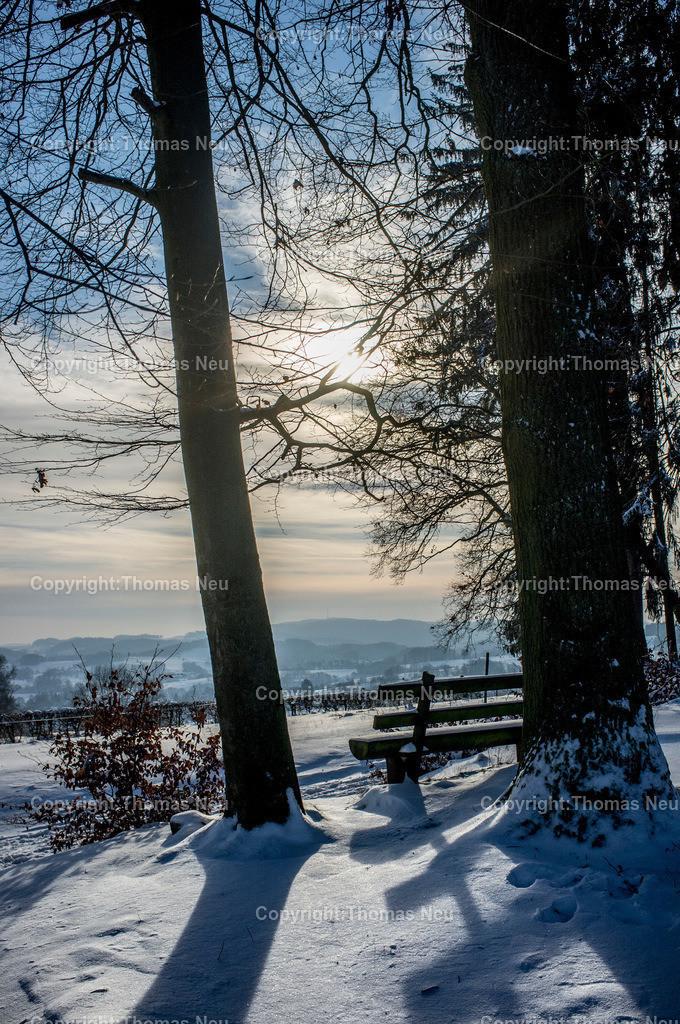 Lautertal_Winterimpression | Lautertal, Winterimpression, schnee, Zwischen Schmal Beerbach und Neutsch,, Bild: Thomas Neu