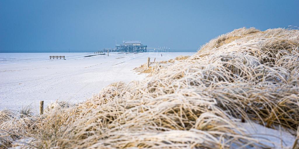 _DSC9786 | Düne und Pfahlbau im Winter