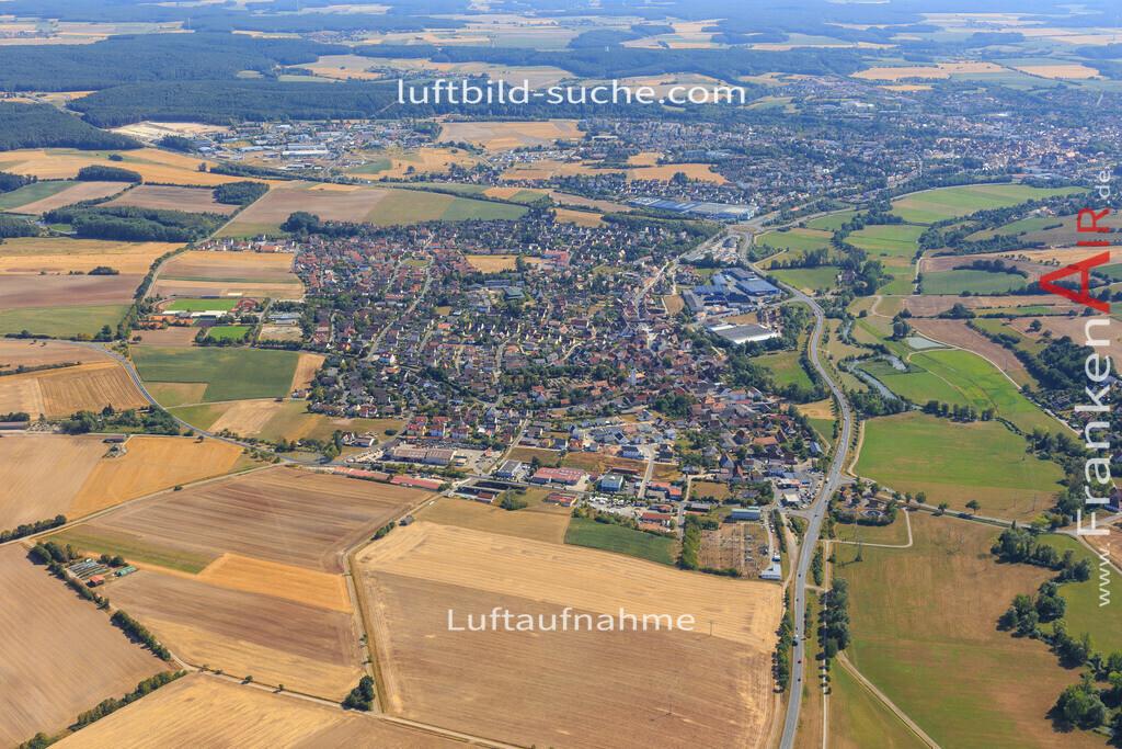 diespeck-2015-2232 | Luftbild von  Diespeck - Luftaufnahme wurde 2015 von https://frankenair.de mittels Flugzeug (keine Drohne) erstellt - die Geschenkidee
