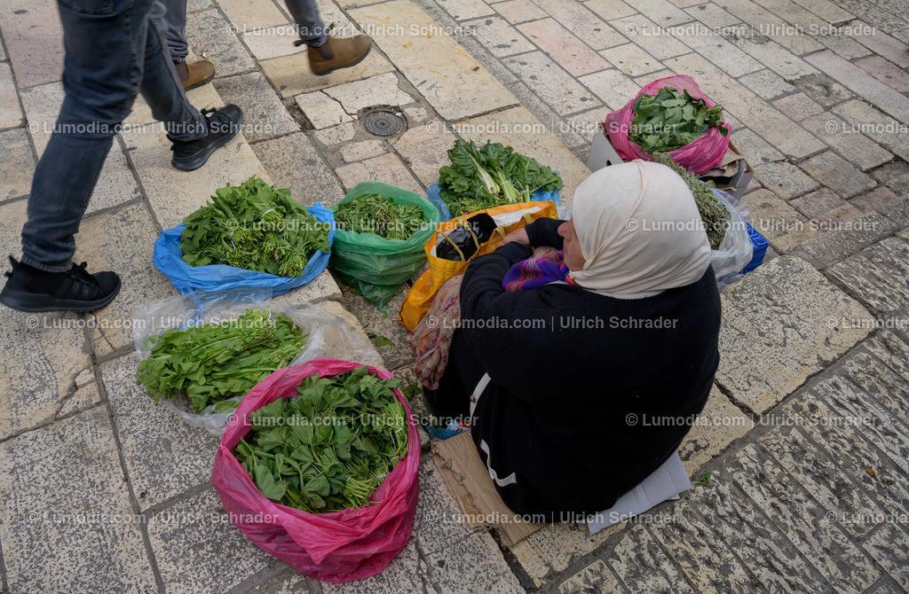 10972-10052 - Markt in Jerusalem