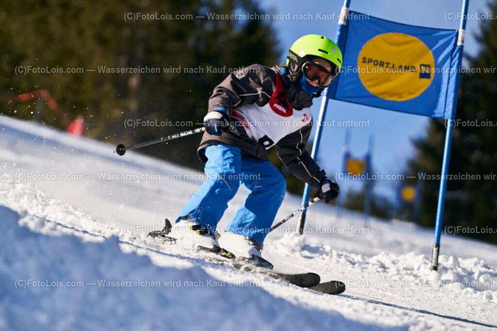 0112_KinderLM-RTL-I_Trattenbach_Stangl Emma   (C) FotoLois.com, Alois Spandl, NÖ Landesmeisterschaft KINDER in Trattenbach am Feistritzsattel Skilift Dissauer, Sa 15. Februar 2020.