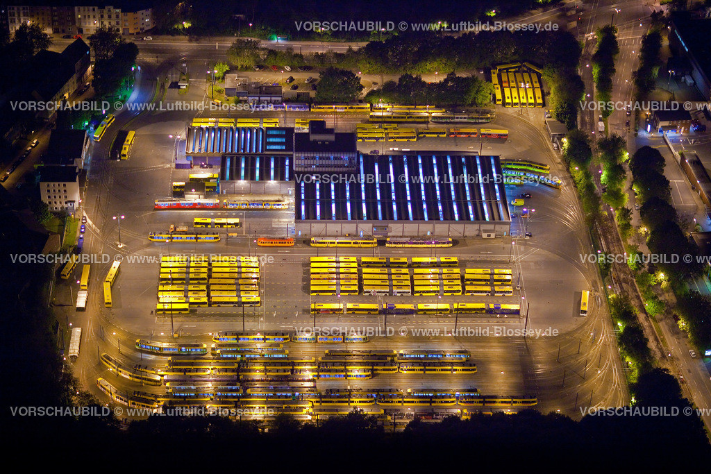 ES10052633 | EVAG Strasssenbahndepot,  Essen, Ruhrgebiet, Nordrhein-Westfalen, Germany, Europa, Foto: hans@blossey.eu, 14.05.2010