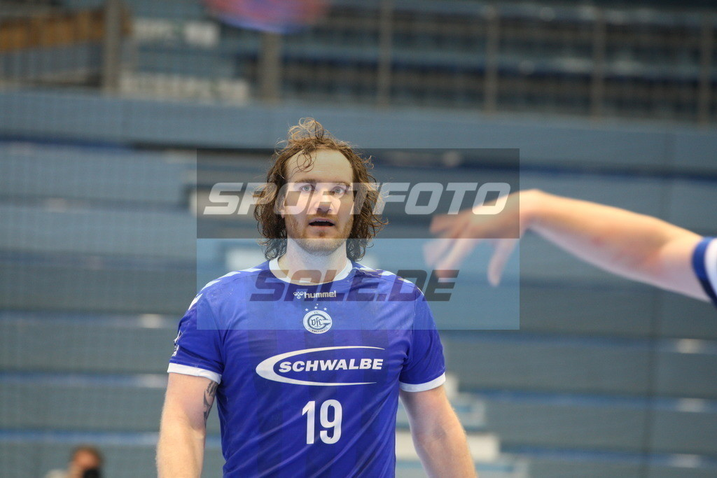 VFL Gummersbach - VFL Lübeck Schwartau | Timm Schneider - © by Sportfoto-Sale.de