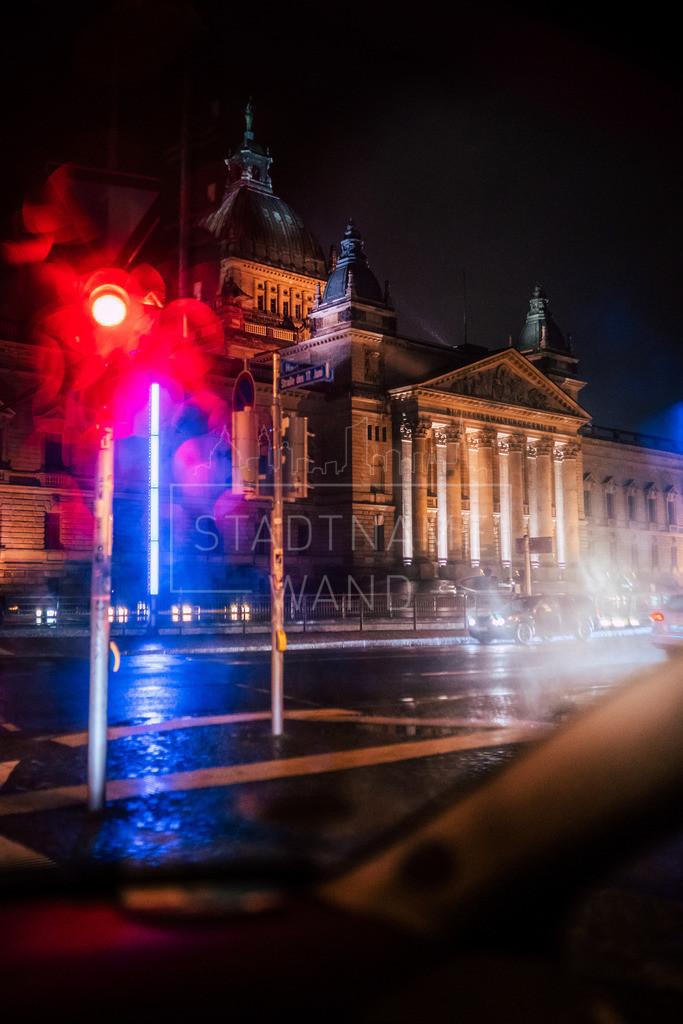 Nachts im Regen Leipzig (10)