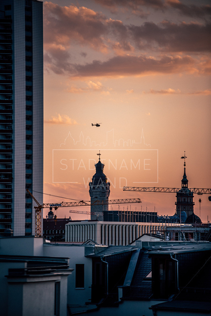 Hubschrauber City